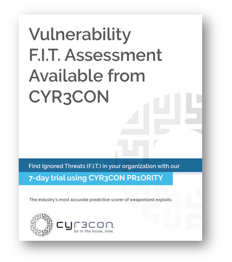 FIT Assessment Cover